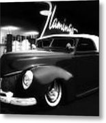 Bugsy's Delight Metal Print