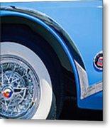 Buick Skylard Wheel Emblem Metal Print