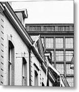 Buildings In Maastricht Metal Print