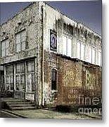 Bull Durham Building 0001 Metal Print