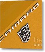 Bumble Bee Logo-7938 Metal Print