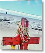 Bundoran Ireland Two Metal Print