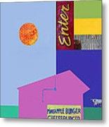 Burger Joint  #4 Metal Print