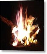 Burning For You Metal Print