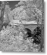 Burnside Bridge 0237 Metal Print by Guy Whiteley