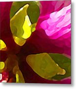 Burst Of Spring Metal Print
