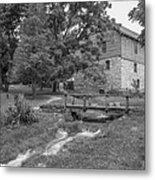 Burwell-morgan Mill Metal Print