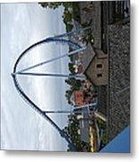 Busch Gardens - 121212 Metal Print