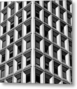 Business Building  Metal Print