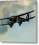 Business Class Travel In The 1930s Metal Print