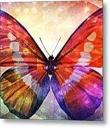 Butterfly 14-1 Metal Print