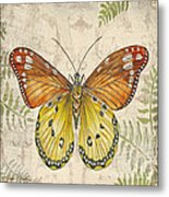 Butterfly Daydreams-c Metal Print
