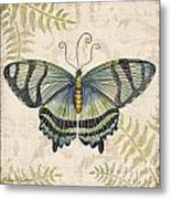 Butterfly Daydreams-d Metal Print