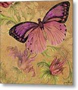 Butterfly Inspirations-d Metal Print