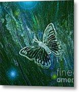 Butterfly Magic By Jrr Metal Print