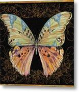 Butterfly Treasure-sofia Metal Print