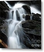 Buttermilk Falls Metal Print by Frank Piercy