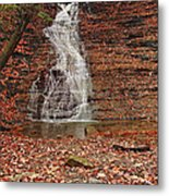 Buttermilk Falls Metal Print