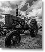 Bwcday4 Tractors Metal Print