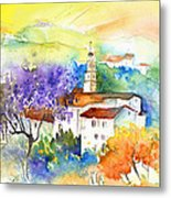 By Teruel Spain 02 Metal Print