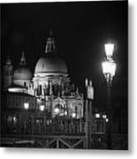 By The Dome - Venice Metal Print