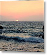 Come Down To The Sea To See The Wonder  Metal Print