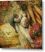 Bygone Moments Metal Print