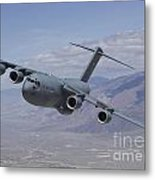 C-17 Globemaster IIi  Metal Print