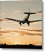 C-47 Finals Metal Print