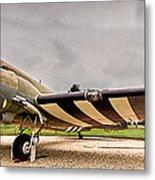 C-47 Snafu Special Metal Print