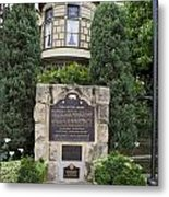 Ca-868 Winchester House Metal Print