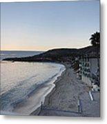 Ca Beach - 121217 Metal Print