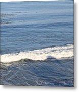 Ca Beach - 121282 Metal Print by DC Photographer