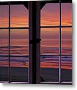 Cabin 11 At The Outer Banks Metal Print