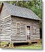 Cabin In Pittsboro Nc Metal Print