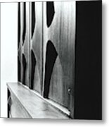 Cabinet Designed By M F Smith For Broyhill Metal Print