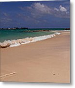 Cable Beach Bahamas Metal Print
