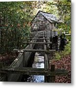 Cable Grist Mill 3 Metal Print