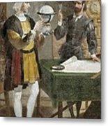 Cabral Y Bejarano, Antonio 1798-1861 Metal Print