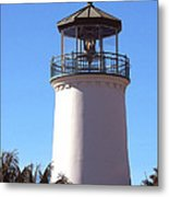 Cabrillo Street Lighthouse Metal Print