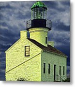 Cabrillo National Monument Lighthouse No 1 Metal Print