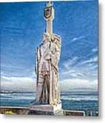 Cabrillo National Monument - Point Loma California Metal Print