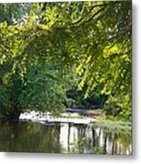 Cacapon River On  127 Metal Print