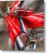 Caddy Corner  Metal Print