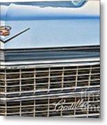 Caddy Grill Metal Print by Paul Ward