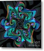 Cadenza Metal Print