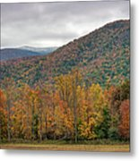 Cades Cove, Great Smoky Mountains Metal Print