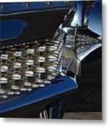 Cadillac Bumper Metal Print