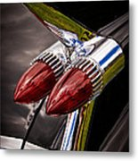 Cadillac Fin Metal Print by Phil 'motography' Clark