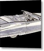 1963 64 Cadillac Roadster Concept Metal Print